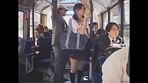 Japan Schoolgirl Bukake In Bus,  What's Her Name??