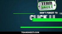TeamSkeet - Amateur Teens Facial Compilation - 69VClub.Com