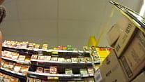 Supermarket Upskirt Compilation