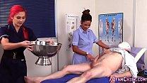 Petite Asian Nurse Fucks Her Patient