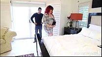 Redhead PAWG Marcy Diamond Fucks Young Stud Vorschaubild