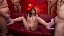 Subtitled JAV legend Yui Hatano naked masturbat...