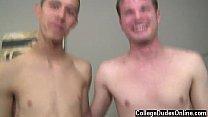 Gay cock Tory Clifton Takes Marco Santana porn image