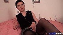 Stéphanie voulait se faire baiser par un black [Full Video] Preview