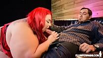 Ssbbw Jaymez Ryder Strips For Bachelor In Champagne Room
