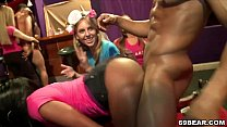 Crazy Bachelorette Party With Horny Girls's Thumb