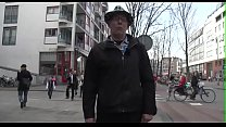 Lewd Chap Gets Out And Explores Amsterdam Redlight District