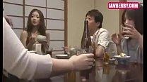 หนุ่มๆสาวๆมากินเหล้ากันที่บ้านพอเมาได้ที่ก็แลกคู่กันเย็ดเสียวดีสเปิร์ม