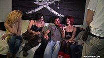 MAGMA FILM German Pornstars fuck lucky random stranger - 9Club.Top