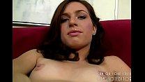 Gorgeous Blue Eyed Teen Loves Cock POV