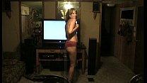 Hot Amatuer Mature MILF Wife Dancing thumbnail