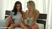 Sensual lesbian scene by Sapphix with Henessy a...