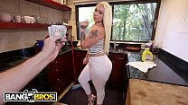 BANGBROS - Big Ass Maid Alexis Andrews Cleans H... thumb