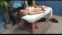 Hot massage porn
