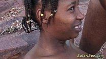 african sex safari threesome orgy thumbnail