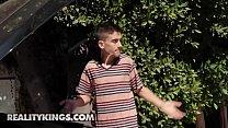 Milf Hunter - (Jordi El Niño Polla, Kimmy Granger, Lisa Ann) - When Lisa Ann Cums Over - Reality Kings Thumbnail