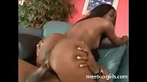 cute ebony babe gets fucked HARD Vorschaubild
