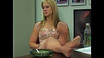 Angies Sweet Nylon Soles pornhub video