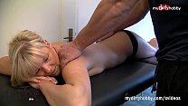 MyDirtyHobby - Bibixxx sun tanning massaging teasing and fucking compilation video