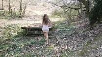 Outdoor Peeing User Wish Amateur