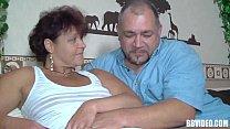 German milfs suck cock in threesome image