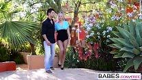Babes - Taste of Cherie  starring  Nathaly Cherie and Angelo Godshack clip thumbnail