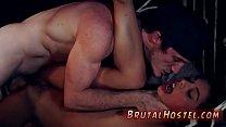 Brutal destroyed and extreme outdoor bondage xxx Poor lil' Latina pornhub video