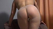 Фото голых в чулков на ногах
