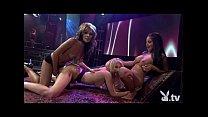 Jesse Jane Lesbian 3some Live Show!