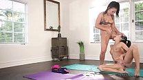 Adriana Chechik & Megan Rain - desi muslim sex thumbnail
