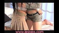 Lesbea Hot teen redhead 69 and trib thumbnail