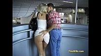 german couple fucks at the train pornhub video
