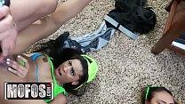 Real Slut Party - (Natalia Mendez, Valentina Vega) - Wild Fuck Party With Two Amateurs - MOFOS preview image