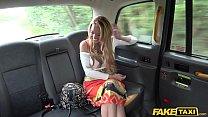 Fake Taxi Sex addict Stacey Saran fucks in taxi - 9Club.Top