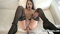 Cute brunette enjoys being fucked in the ass - Nomi Melon Vorschaubild