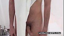 Mormon Daddy Bangs A Missionary Boy Bareback - MORMON-BOYZ.COM porn image