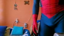 Человек паук геи секс