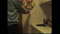 Amateur swingers filmed by hidden camera