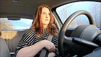 Fingering Myself While Driving [손가락으로 Fingering]