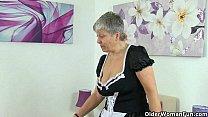British granny Savana will serve all your needs pornhub video