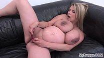 Big boobs after pregnancy