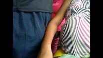 encoxando braço da gravida