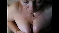 Nice mature tits job