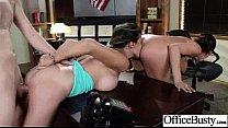 (ariella danica) Big Melon Tits Hot Office Girl Banged video-03