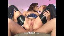 Best 2010 sofa sex threesome