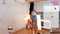 Go Eun [LAYSHA] Live Cam Korean Dance Sexy Goddess 2 by [Fancam Hot].MKV