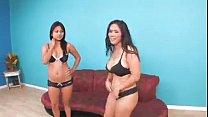 Jessica Bangkok & Lana Violett Lesbian - Full S...