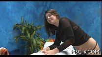 Erotic bawdy cleft massage pornhub video