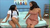 GirlsFuckToys.com hot mom milf takes advantage of young teen girls pussy dildo pornhub video