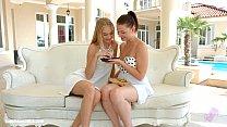Image: Sapphic Erotica presents Nancy A and Dyanna lesbians